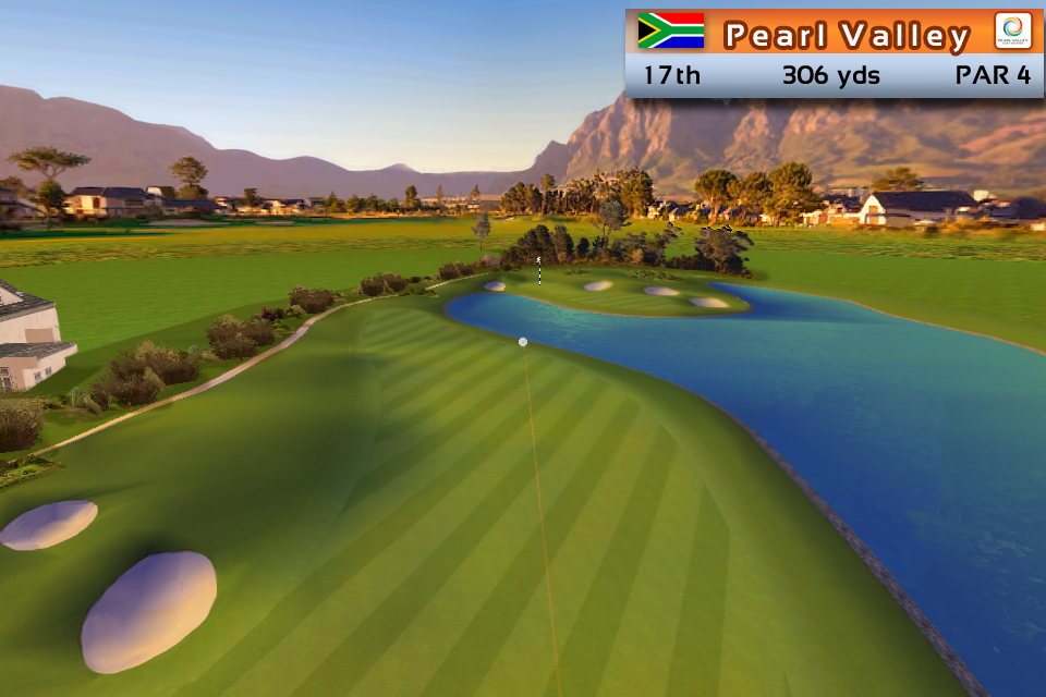 Screenshot Real Golf 2011 FREE