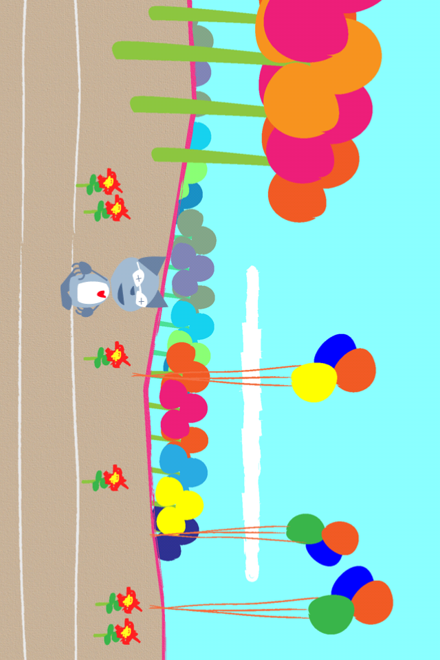 Screenshot Kitty Q and the Colorful Hollows