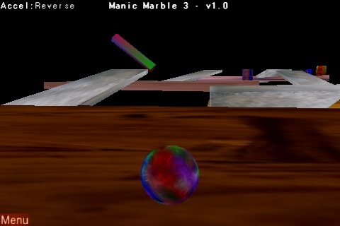 Screenshot Manic Marble 3 Free